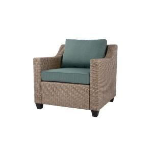 Cool Hampton Bay Beacon Park Brown Wicker Outdoor Patio Swivel Caraccident5 Cool Chair Designs And Ideas Caraccident5Info