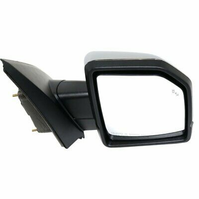 Sponsored Ebay Fl3z17682nb Fo1321529 Right New Mirror Heated For Truck Passenger Side Rh Hand Trucks Passenger Cars Trucks