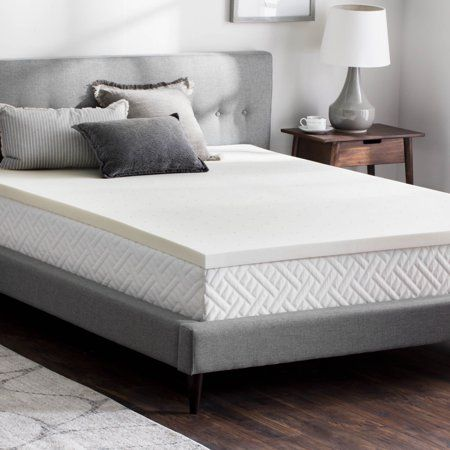 Weekender 2 Inch Ventilated Memory Foam Mattress Topper Products