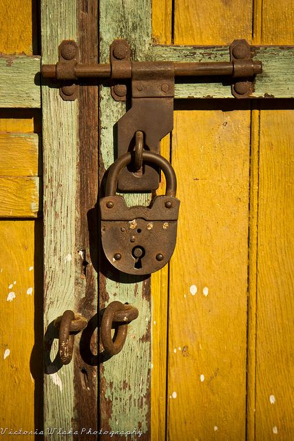 Chettinad Door Abstract by viwehei, via Flickr