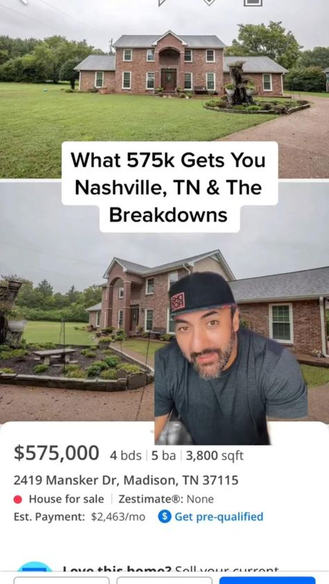 What 575k Gets You In Nashville, TN