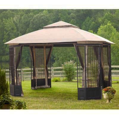 10 Smart Ways To Bring Shade To Your Outdoor Space Canopy Outdoor Gazebo Replacement Canopy 10x10 Gazebo