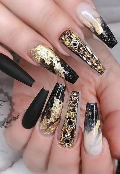 73+ Examples Of Beautiful Long Nails To Inspire You