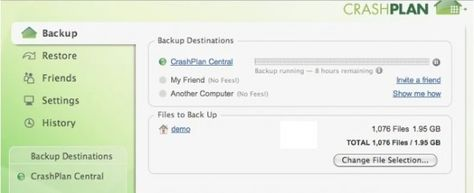 The Best Online Cloud Backup Service