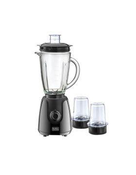 شراء Black Decker Blender With Grinder Mill Chopper Mill 400 Watts أونلاين سبري الإمارات Drip Coffee Maker Coffee Maker Coffee