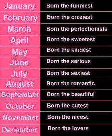 born the...