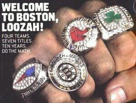 Boston Patriots Celtics Bruins Red Sox -::- We Are FAMILY