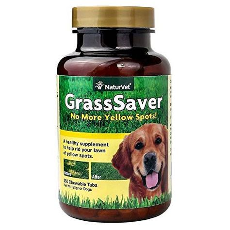 Grass Savers Dog Food Supplements Protect Your Lawn From Dogs