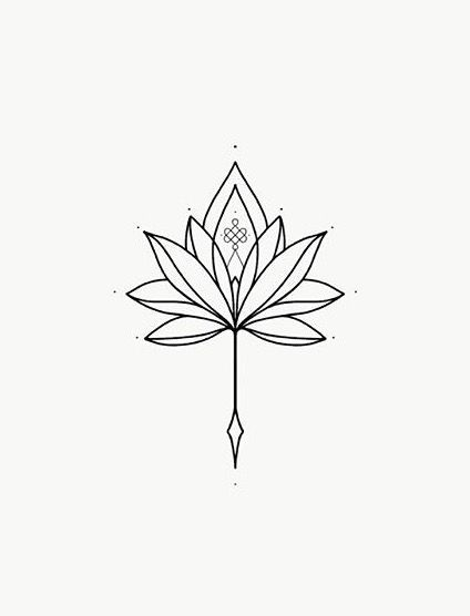 68 Ideas For Flowers Tattoo Mandala Lotus Design Flower Drawing Design Tattoos Pattern Tattoo
