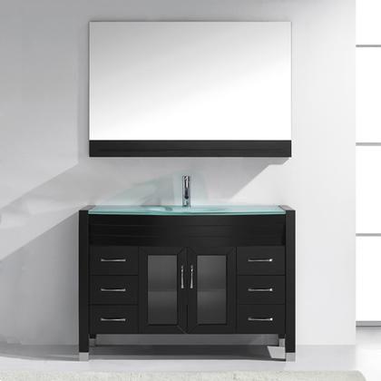 Ms 509 G Es 001 Nm Ava 48 Single Bath Vanity In Espresso With