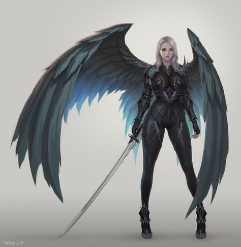 Artstation - silver crow, hyungwoo kim fantasy females в 201 Character Design Inspiration, Anime Art, Fantasy Characters, Character Design, Fantasy Artwork, Fantasy Art, Fantasy Character Design, Art, Dark Fantasy Art