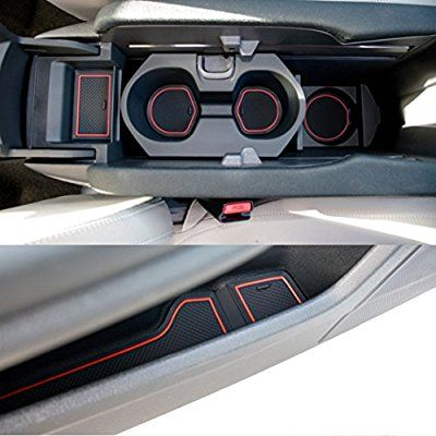 20 Dollar Mod Custom Cup Holders For Red Theme Honda Civic Accessories Honda Civic Civic Accessories