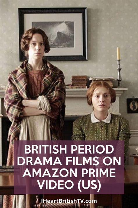 Period Drama Movies, British Period Dramas, Best Period Dramas, Netflix Movies To Watch, Good Movies To Watch, Free Tv And Movies, Amazon Prime Movies, Tv Series To Watch, Movies Worth Watching