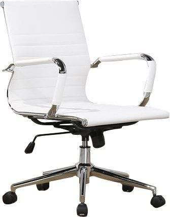 Ramona Ergonomic Leather Conference Chair In 2020 Best High