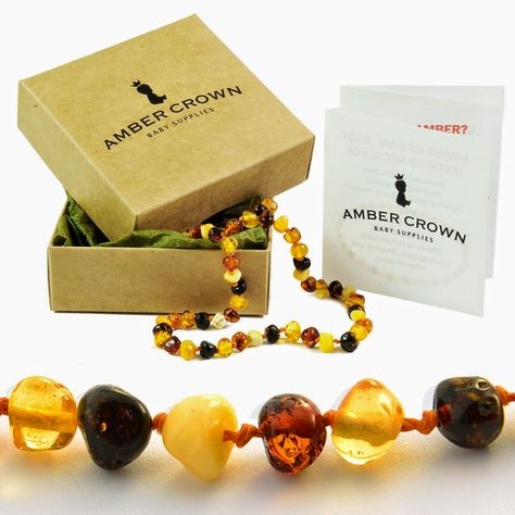 Quirky Bohemian Mama - A Bohemian Mom Blog: The top 5 amber teething necklaces on Amazon {natural baby, under $30}