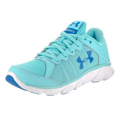 Under Armour Women s Micro G Assert 6 Running Shoes (7) 448c05e31