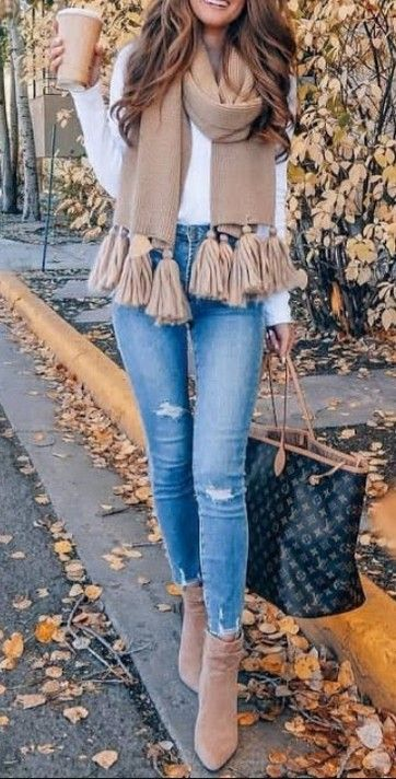 Trendy Fall Fashion Outfits To Copy Right Now