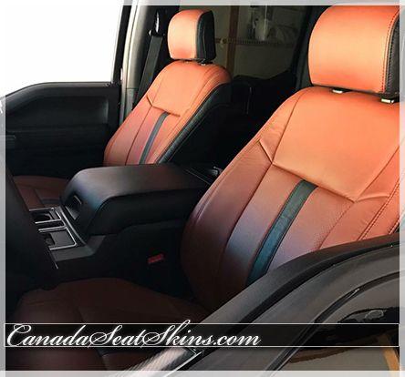 2015 2020 Ford F150 Custom Leather Interiors Standard Pattern Custom Leather Ford F150 Custom Ford F150