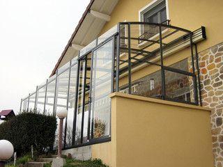 Copertura mobile per terrazzi CORSO | balcone | Pinterest | Terrazzo