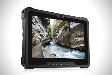 Dell Has Built An Indestructible Tablet To Survive The Most Extreme Environments Elektronika Tehno Hranenie