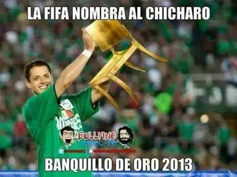 Chicharito Real Madrid Memes | Los memes por el fichaje del Chicharito al Real Madrid