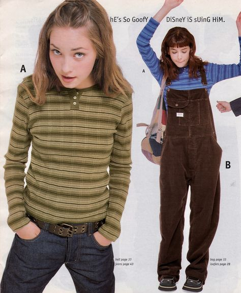 Fashion Dolls and Fashion Scans: Photo 90s Teen Fashion, Early 2000s Fashion, Fashion Outfits, Fashion Dolls, Mode Style, Style Me, Estilo Hippy, Actrices Hollywood, Fashion Catalogue