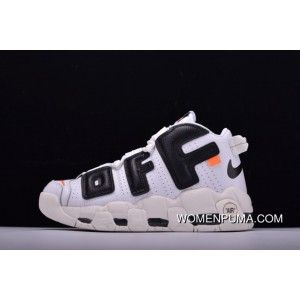 Off White X Nike Air More Uptempo Aa4060 201 | Nike air, Off