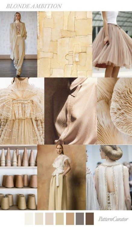 New Fashion Trends Moodboard Color Palettes 56 Ideas