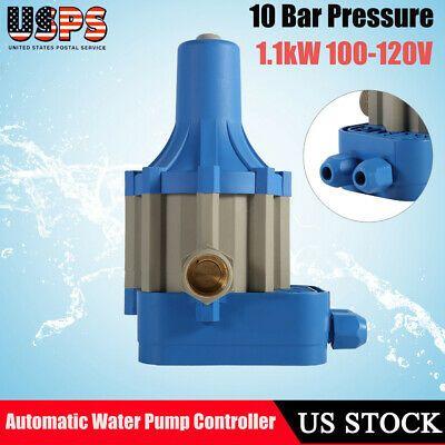 Ad Ebay Url 100 120v Automatic Electric Water Pump Pressure Controller Switch Control Unit Electric Water Pump Water Pumps Control Unit