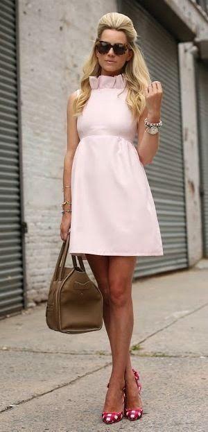 Rosa Kleid Kombinieren Welche Schuhe Passen Zu Rosa Kleid Colection201 De Susse Kurze Kleider Rosa Kleid Modestil