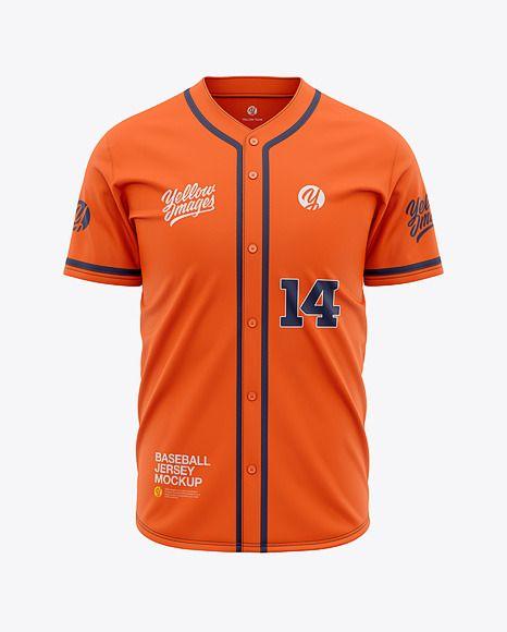 Download Men S Baseball Jersey Mockup Front View Baseball T Shirt In Apparel Mockups On Yellow Images Object Mockups Baseball Jersey Men Clothing Mockup Mockup