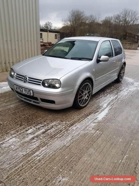 Car For Sale Volkswagen Golf Gti 25th Anniversary 1 8 Turbo
