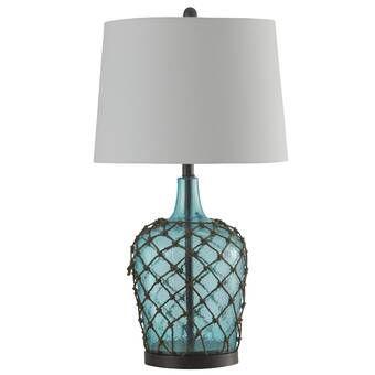 Orwell Table Lamp Blue Table Lamp Table Lamp Table Lamp Base
