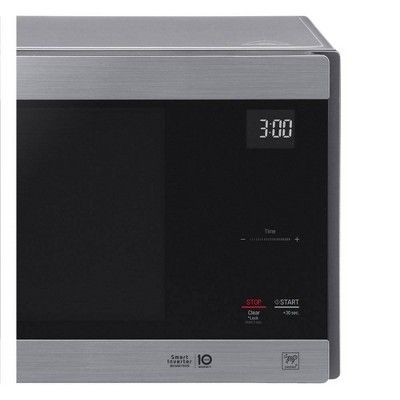 Lg Lmc1575st Rb 1 5 Cubic Foot Neochef Countertop Microwave