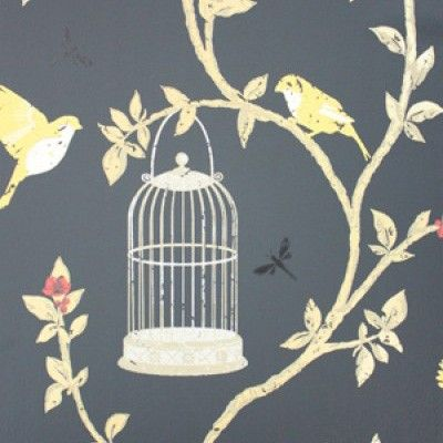 Birdcage Walk Wallpaper Ncw3770 05 Wallpaper Samples Nina Campbell Bird Cage