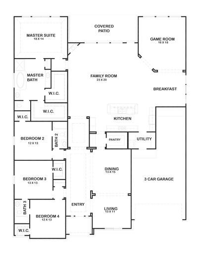 Cross Creek Ranch In Fulshear Tx Newmark Homes Floor Plans New Home Builders Home Builders