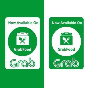 Logo Grab Food Vector Desain File Desain
