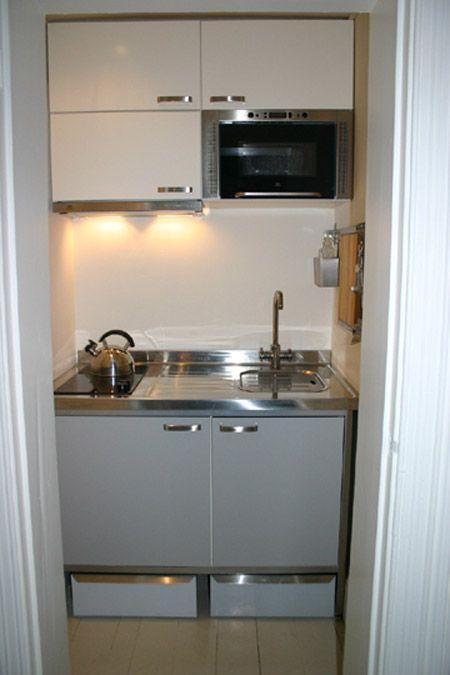 Mini Küche Einrichten