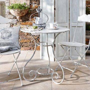 Tisch Iteuil Gartentisch Gartenmobel Und Couchtisch Rund