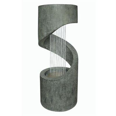 Dehner Leichtbeton Brunnenumrandung Modern 62 X 62 X 38 Cm