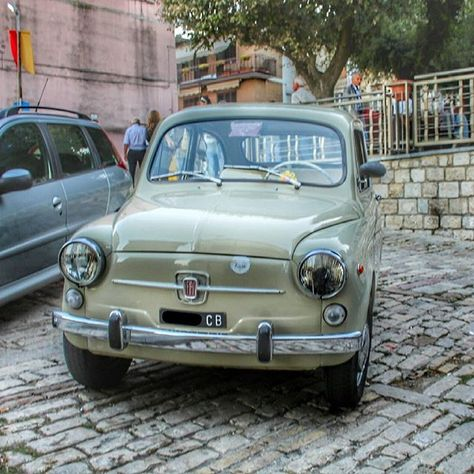 madeinitaly In piazza... 🇮🇹 #fiat...