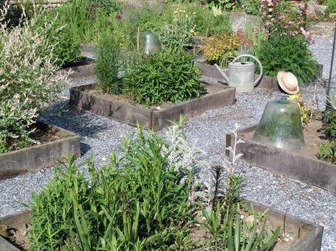Pas à pas : comment aménager un jardin potager en carré ?   Raised ...
