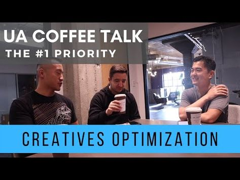 Mobile Marketing: How to Optimize UA Creatives | UA Coffee Talk - Growth Hacking Agency London - Growth Hakka - Growth Marketing