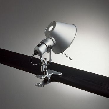 Tolomeo Micro Led Clip Spot By Artemide A043808 In 2020 Lamp Artemide Artemide Tolomeo
