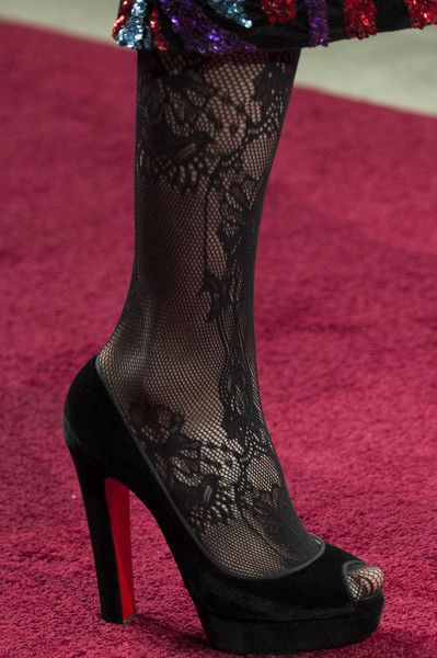 Naeem Khan, Fall 2017 - The Best Shoes on the New York Runway - Photos