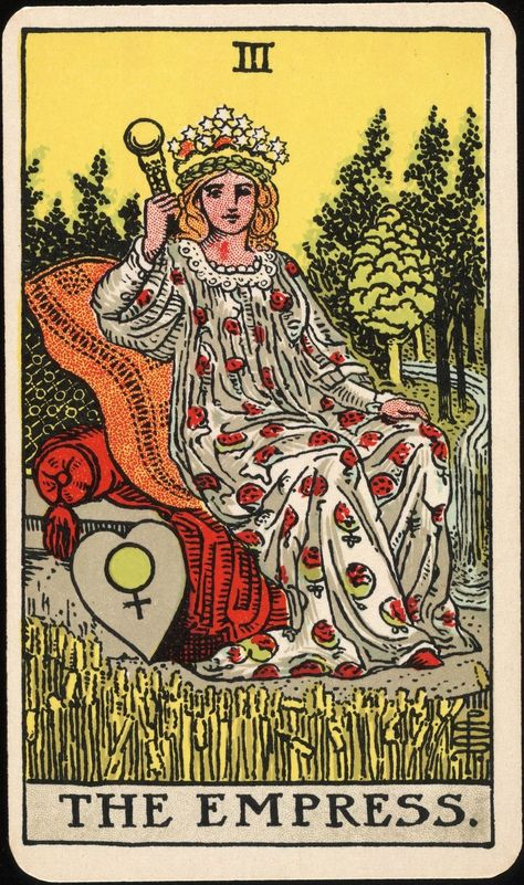 THE EMPRESS: I am pure, sensual, loving, nurturing, optimistic and connected to the nature. I desire & bless with abundance YET I may always have my insecurities. Join me to explore Tarot Cards in a way that make sense and can help you in embracing them and utilising them to your benefit. #tarot #tarotcards #tarotreading #tarotcommunity #tarotreader #tarotreadersofinstagram #tarottribe #tarotonline #tarotdeck #tarotspread #tarotreadings #tarotdecks #tarotspreads #tarotdaily #tarotlover #tarotc