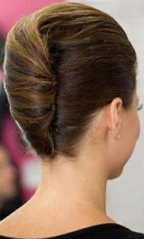 30+ Twisted updo for short hair trends