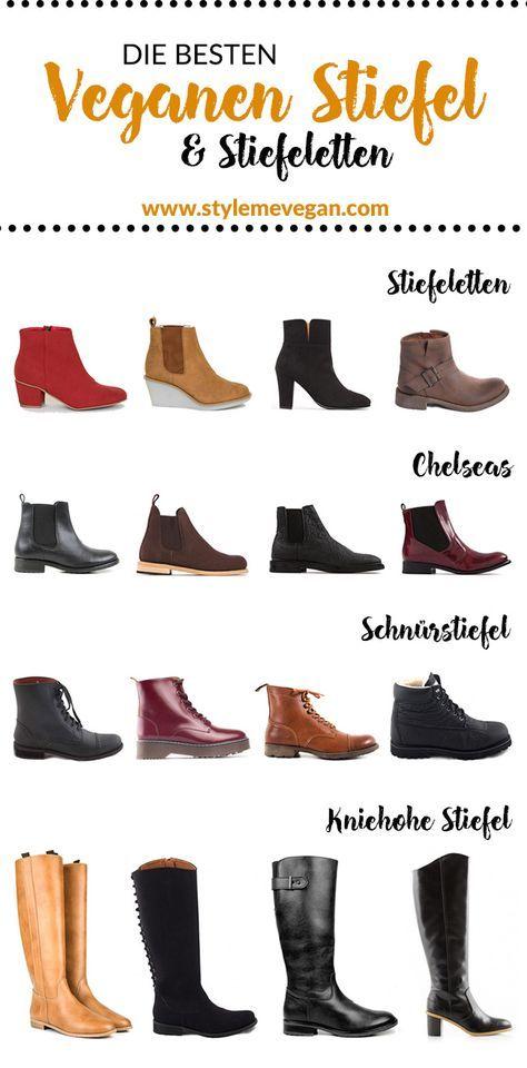 Die besten veganen Stiefel und Stiefeletten   vegan .i
