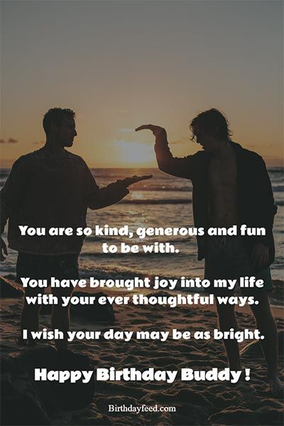 Heart Touching Birthday Wishes For Best Friend Information