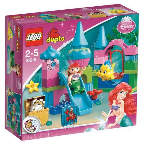 10515 Podwodny Zamek Arielki Klocki Lego Duplo Maliciekawscypl